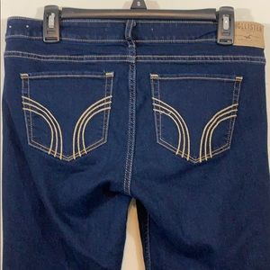 Hollister skinny jeans, Sz 11 Long